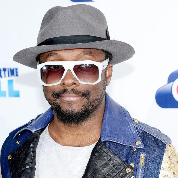 Will.i.am has announced three UK tour dates