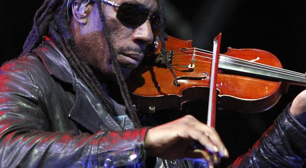 A man admitted embezzling money from Boyd Tinsley