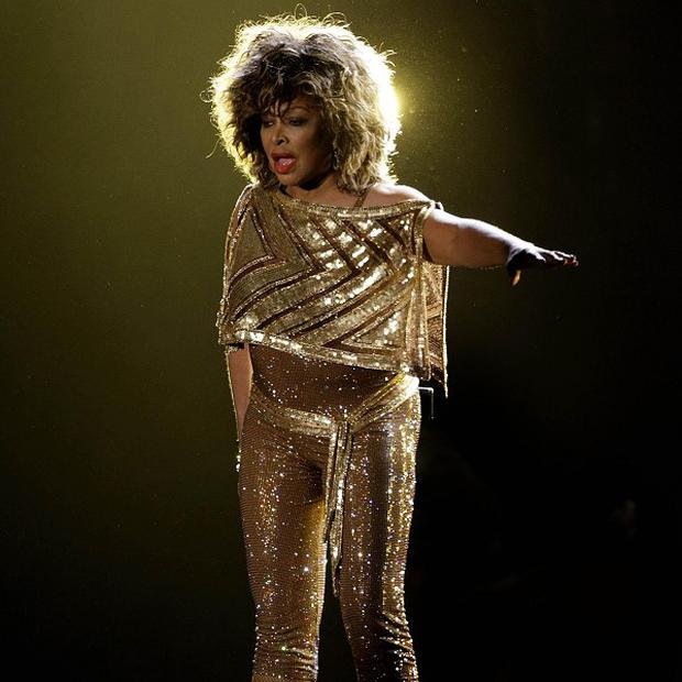 Tina Turner married her long-term partner last weekend