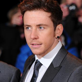 Danny Jones of McFly has got engaged