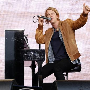 Tom Odell featured on the G8 playlist