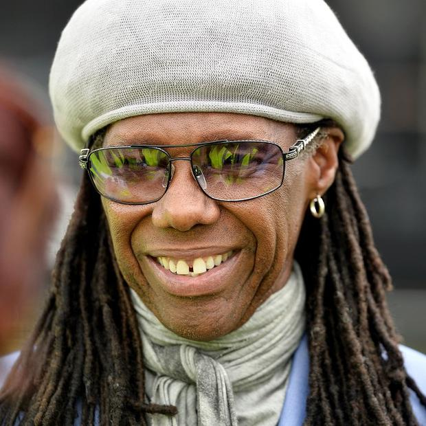 Nile Rodgers is working with Daft Punk on his album