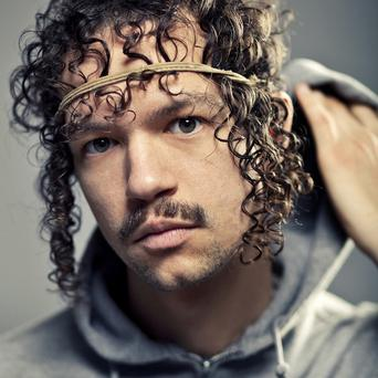 Darwin Deez is hoping for more positive reviews
