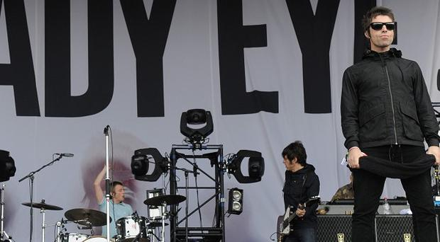 Liam Gallagher's Beady Eye have had to call off gigs in Belgium and Japan