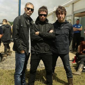 Beady Eye had to pull out of the V Festival because of Gem Archer's injury