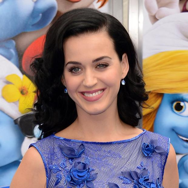 Katy Perry doesn't want there to be any rivalry with Lady Gaga