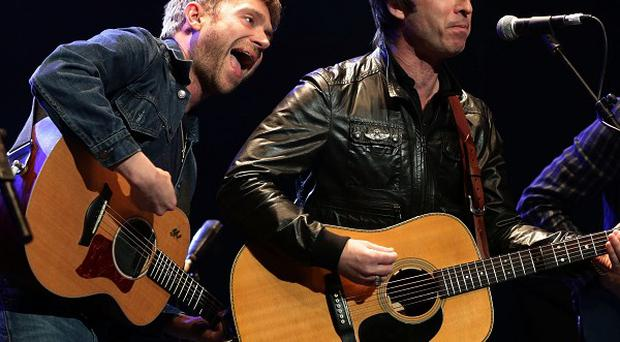 Damon Albarn and Noel Gallagher have put their differences aside