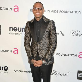 A hit and run driving charge against Chris Brown has been dismissed