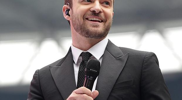 Justin Timberlake looks set for an N Sync reunion