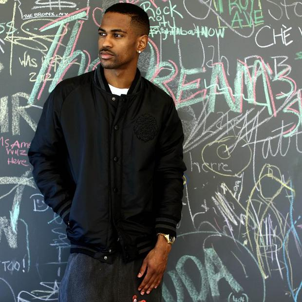 Big Sean has written a song about his ex