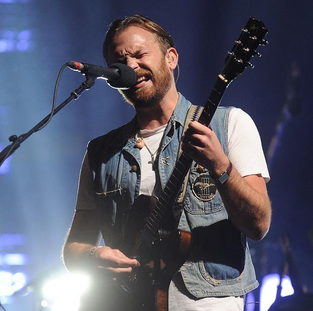 Kings of Leon lead singer Caleb Followill admits boozing took its toll on his voice