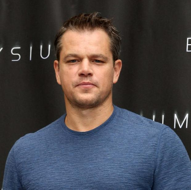 Matt Damon will receive an award for his commitment to environmental causes (AP)