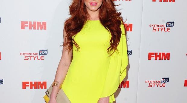 Natasha Hamilton was hurt by claims she had gone under the knife