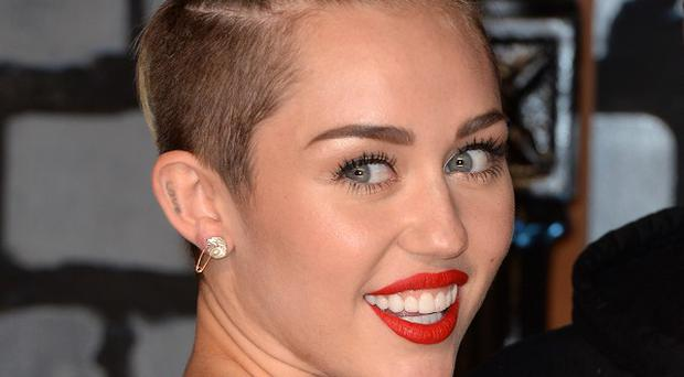 Miley Cyrus has posed for two raunchy new photoshoots