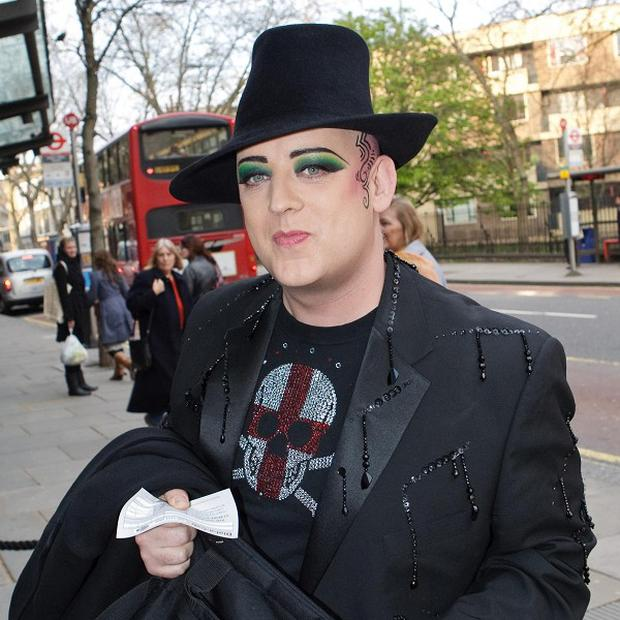 Boy George is releasing a new album