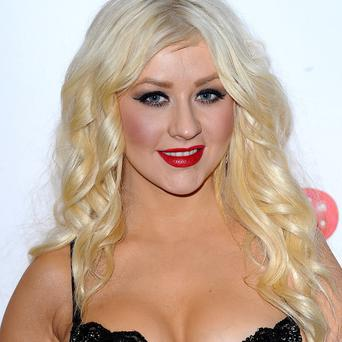 Christina Aguilera has thanked her fans for their support