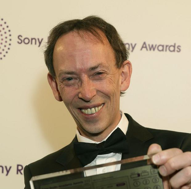 Steve Lamacq has been honoured