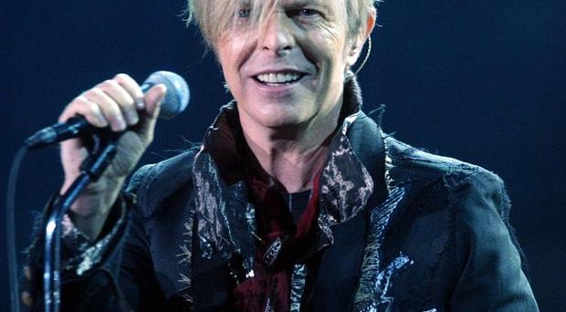 David Bowie has been nominated at the Q Awards