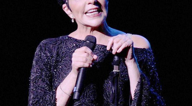 Liza Minnelli will reunite on stage with her sister Lorna Luft