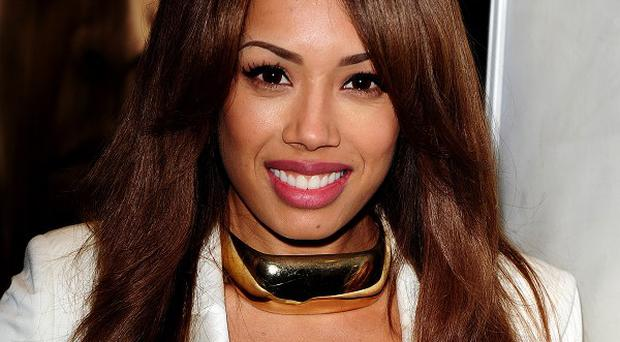 Jade Ewen said the Sugababes have 'fizzled out'