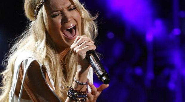 Carrie Underwood has been talking about her Sound Of Music role