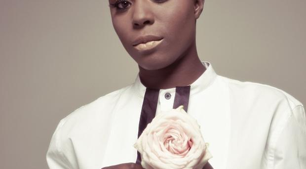 Laura Mvula was always happy making music in the background