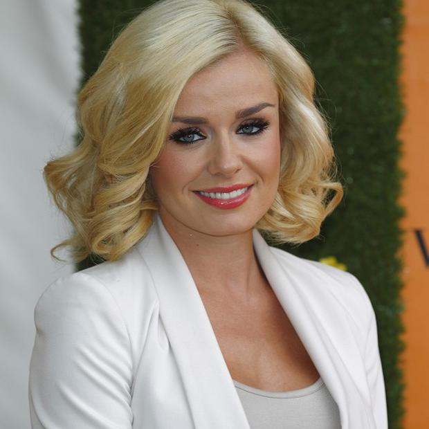Katherine Jenkins is up for a Classical Brit Award