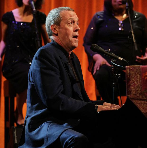 Hugh Laurie is to host his own Radio 2 show about the blues