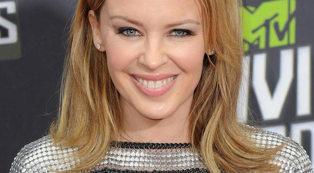 Kylie Minogue will be a coach on The Voice