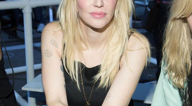 Courtney Love was impressed when she met Lady Gaga