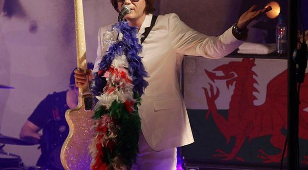 Nicky Wire of the Manic Street Preachers says a bad diet creates better music