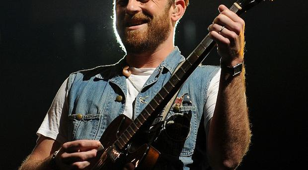 Kings Of Leon closed their show at the iTunes Festival with Sex On Fire