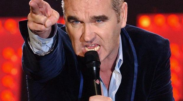 Morrissey is apparently looking for a new publisher
