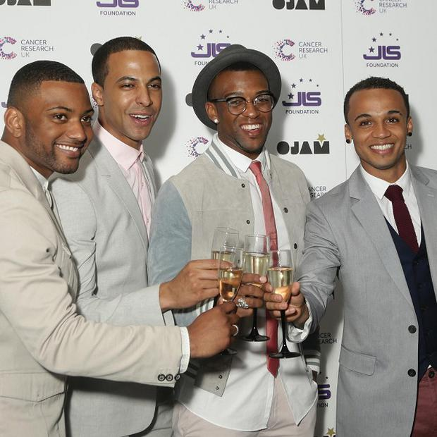 Marvin Humes said saying goodbye to JLS will be emotional