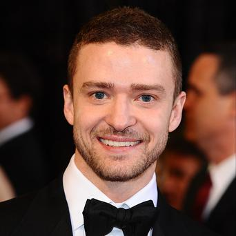 Justin Timberlake said the second part of his album is like the first part's evil twin