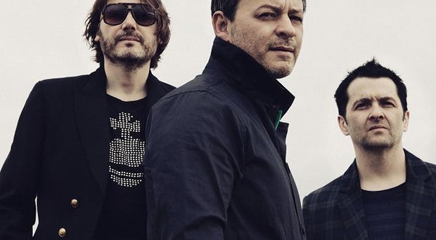 Manic Street Preachers play the Ulster Hall