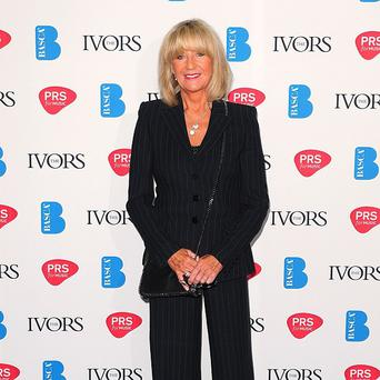 Christine McVie will sing at a couple of the Fleetwood Mac live dates