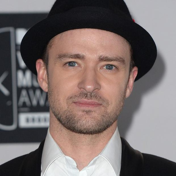 Justin Timberlake has five EMA nominations