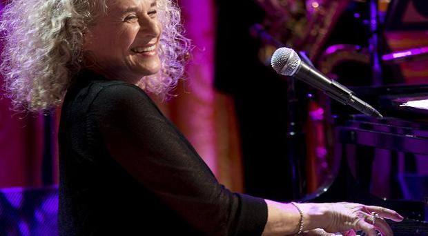 Carole King will perform at the Black Ball
