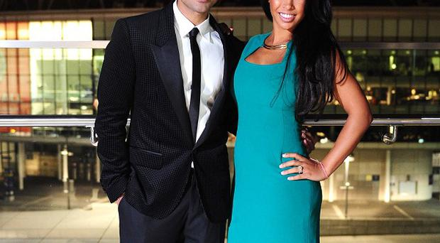 Jay Sean and wife Thara Natalie are expecting their first child
