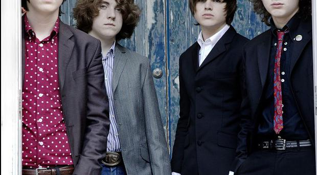 The Strypes are still in their teens