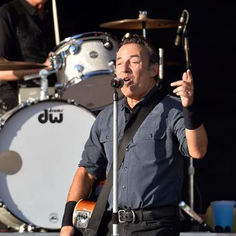 Bruce Springsteen & The E Street Band performed at what has now emerged to be the last Hard Rock Calling Festival
