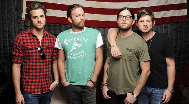 Kings Of Leon are back with new album Mechanical Bull