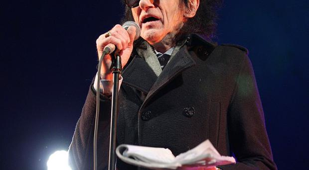John Cooper Clarke has said he is often mistaken for Rolling Stone Ronnie Wood