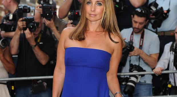 Louise Redknapp will not be part of the Eternal big reunion