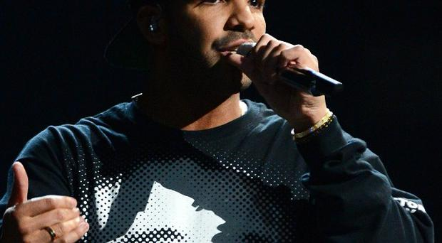 Drake is happy to wear his heart on his sleeve