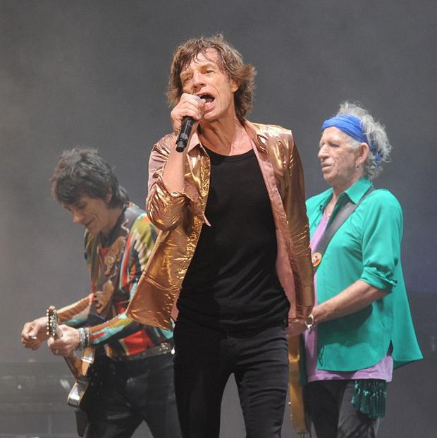 Rare pictures of the Rolling Stones are set to go on display