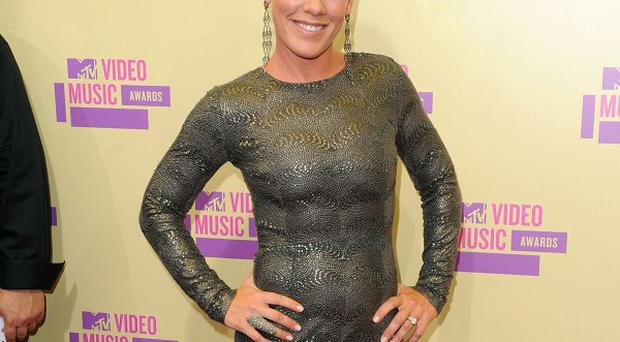 Pink's daughter doesn't share her taste in music