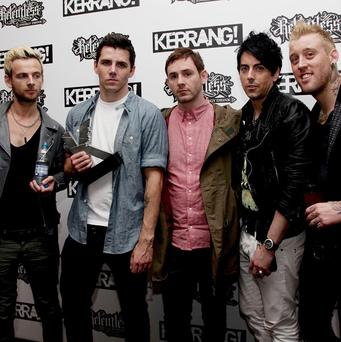 Lostprophets have split up