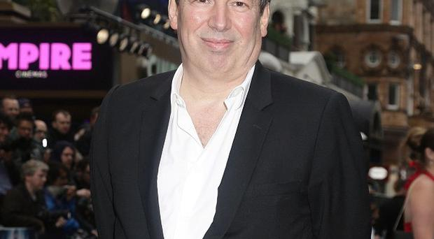 Film composer Hans Zimmer was recognised with a special award at this year's Classic Brits